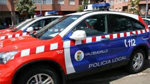 Detención en Valdemorillo