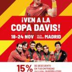 Vente a la Copa Davis con Quality Tenis