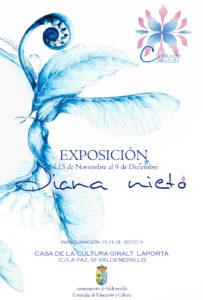 'Creando Sentido', la necesidad de expresar  que sella el arte y artesanía de Diana Nieto  se muestra ahora ante el público en la Giralt Laporta