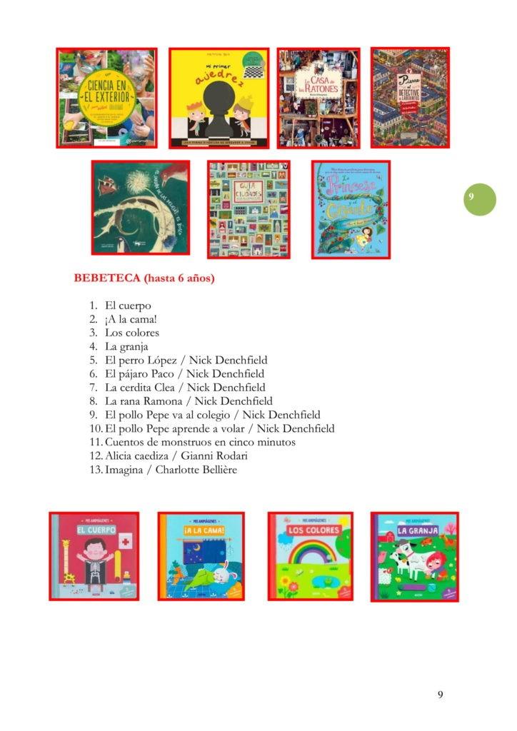 PROGRAMACIÓN DICIEMBRE 19-09