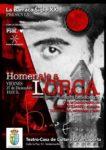 La agenda cultural de Valdemorillo despide el Año Lorca con un espectáculo que combina cante y baile en homenaje al poeta,  acercando su figura, desvelando su duende