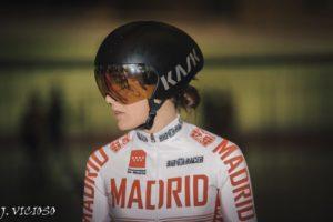 Adriana San Román está ya con el resto de  la selección española preparando los Campeonatos Europeos de Ciclismo en Carretera  a disputar en Plouay del 24 al 28 de agosto