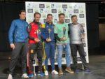 El cacereño Quini Romero repite triunfo  al proclamarse campeón senior   en el Open Fútbolchapas de Valdemorillo