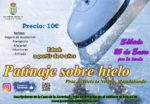 Patinaje sobre hielo… en La Nevera,  el Programa de Ocio Alternativo y Saludable anima a los jóvenes de Valdemorillo a disfrutar con la propuesta que tanto interés despierta
