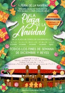 Pista de hielo, atracciones infantiles,  artesanía y regalos, Valdemorillo vivirá  del 6 de diciembre al 6 de enero su novedosa Feria de la Navidad.