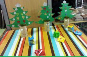 El Taller de Encuadernación de la EMMDEA abre sus puertas este 11 de diciembre  a una tarde gratuita  para que padres e hijos diseñen sus adornos y tarjetas de Navidad