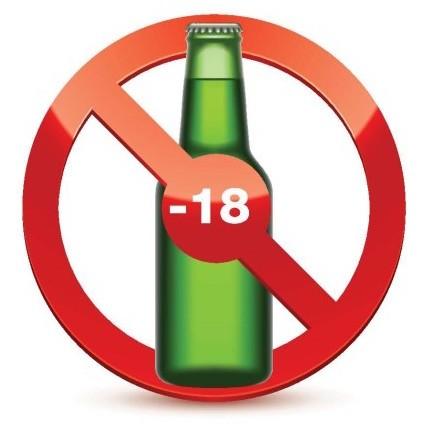 Recuerda Prohibida La Venta Y El Consumo De Alcohol A Menores De 18 Años