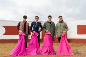 Cuatro toreros de Puerta Grande en Madrid velan armas para Valdemorillo