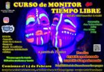 En febrero, curso de monitor de tiempo libre, homologado por la Comunidad de Madrid