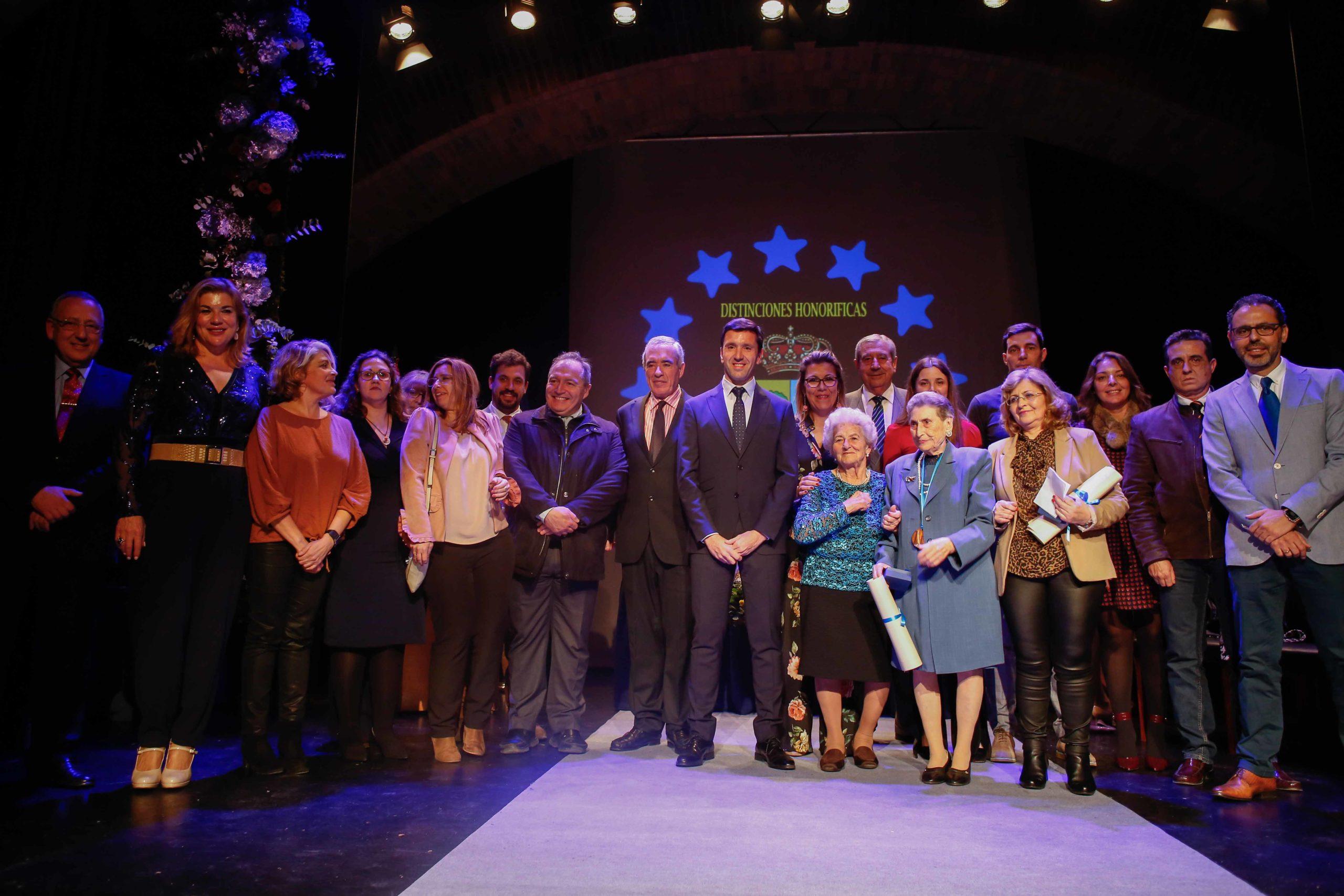 Discurso del Alcalde en la entrega de Distinciones y Honores 2020
