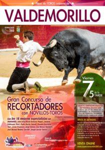 Emoción al límite en Valdemorillo,  este viernes 7 de febrero,  en el Concurso de Recortes que reúne a los  mejores especialistas del momento