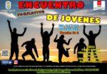 Del 20 al 22 de marzo,  nuevo encuentro formativo de jóvenes