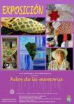 Valdemorillo muestra 'los Hilos de la Memoria'  que tejen la exposición en homenaje a mujeres  como Milagros Pérez Carballo, que  con 'sus' labores hicieron hogar durante generaciones