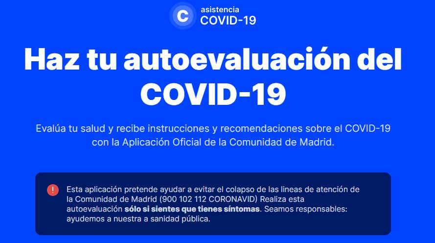 EVALUACIÓN PERSONAL EN WWW.CORONAMADRID.COM