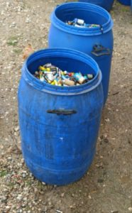 Valdemorillo mantiene permanente control  en la retirada y traslado  de sus pilas usadas para asegurar el oportuno tratamiento de estos residuos