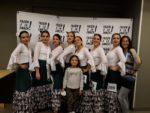 Alumnas de Danza Española de la EMMDEA se alzan con el Premio Revelación Juvenil  en el Campeonato Nacional que reunió a más de un millar de bailarines para mostrar  su pasión por el baile en el escenario de Lienzo Norte