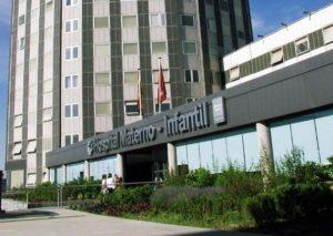 La Concejalía de Servicios a la Comunidad informa que las urgencias pediátricas de Valdemorillo  se derivan todas al Hospital Universitario de La Paz