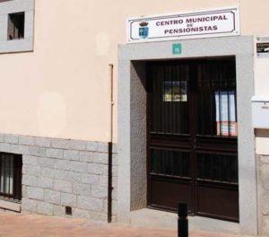 El Hogar del Mayor, cerrado  como medida preventiva en materia de salud pública