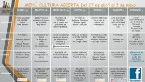 """La Giralt Laporta presenta el 'menú'  de la semana para llevar a los hogares  una programación cultural """"abierta a todos"""""""