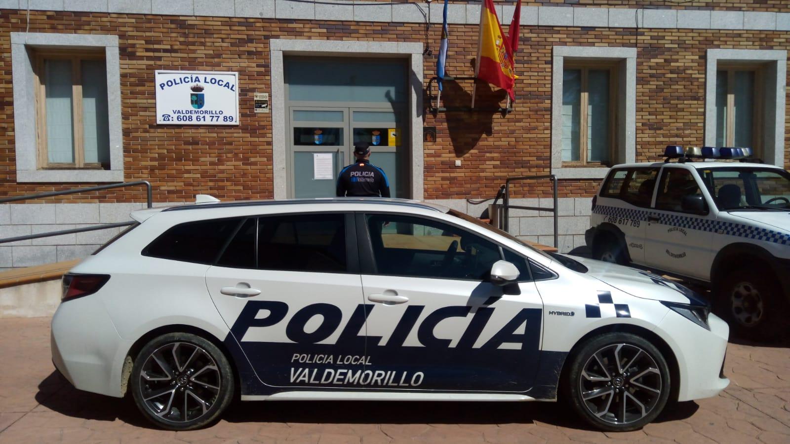 Gran actuación de la Policía Local de Valdemorillo al ayudar a una parturienta que se desangraba a llegar al Hospital Puerta de Hierro donde pudo ser atendida junto a su bebé