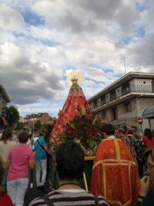 Este domingo 31 de mayo, Valdemorillo mantiene su cita con la tradición y celebra su procesión 'virtual' de Pentecostés