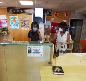 La Biblioteca Municipal recupera el servicio presencial para el préstamo y devolución de libros mediante cita previa