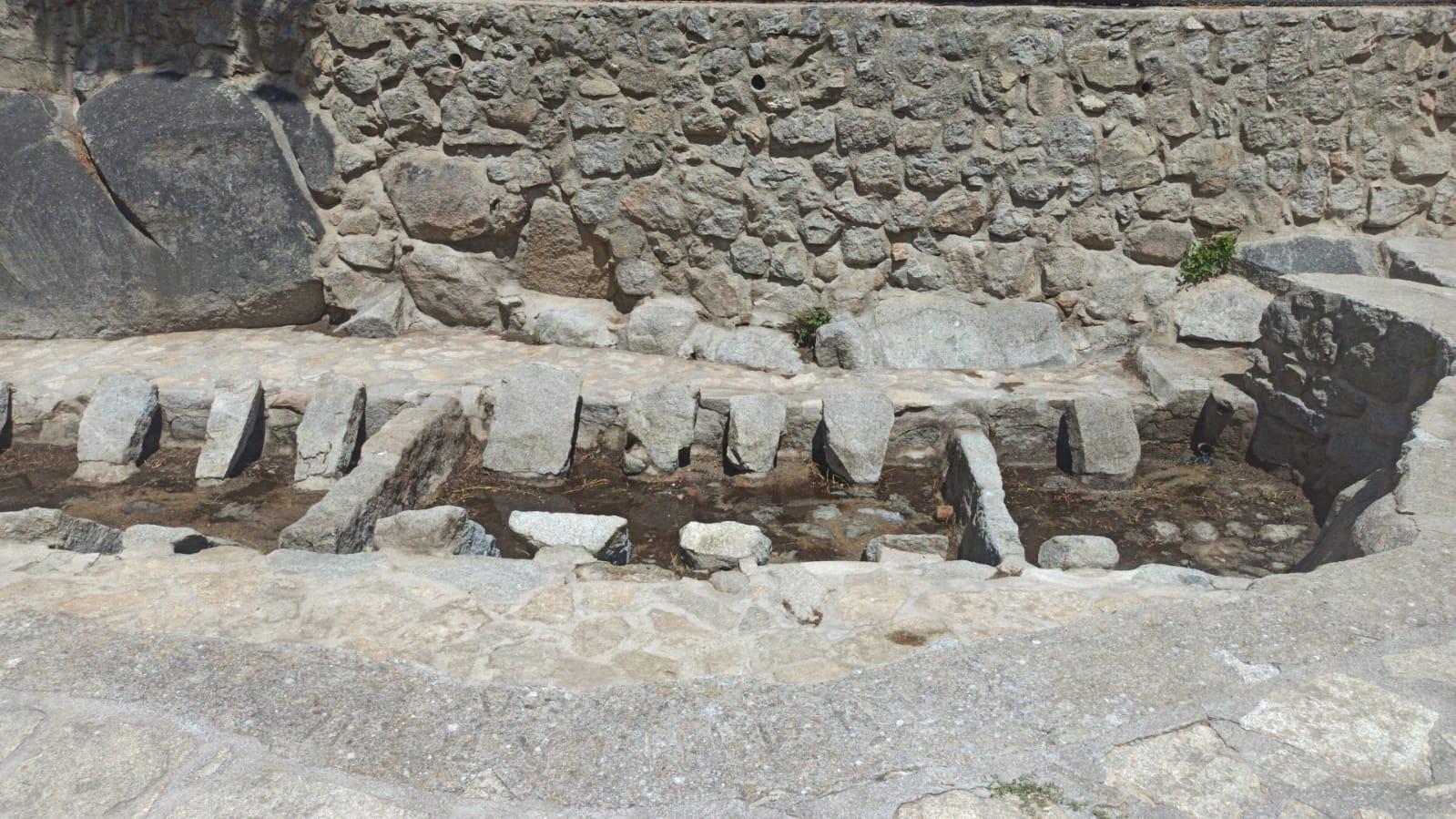 La Tenería, otro histórico elemento recuperado gracias a los trabajos impulsados por la Concejalía de Medio Ambiente y Limpieza para invitar a redescubrir el patrimonio local  en un Valdemorillo más confortable para todos