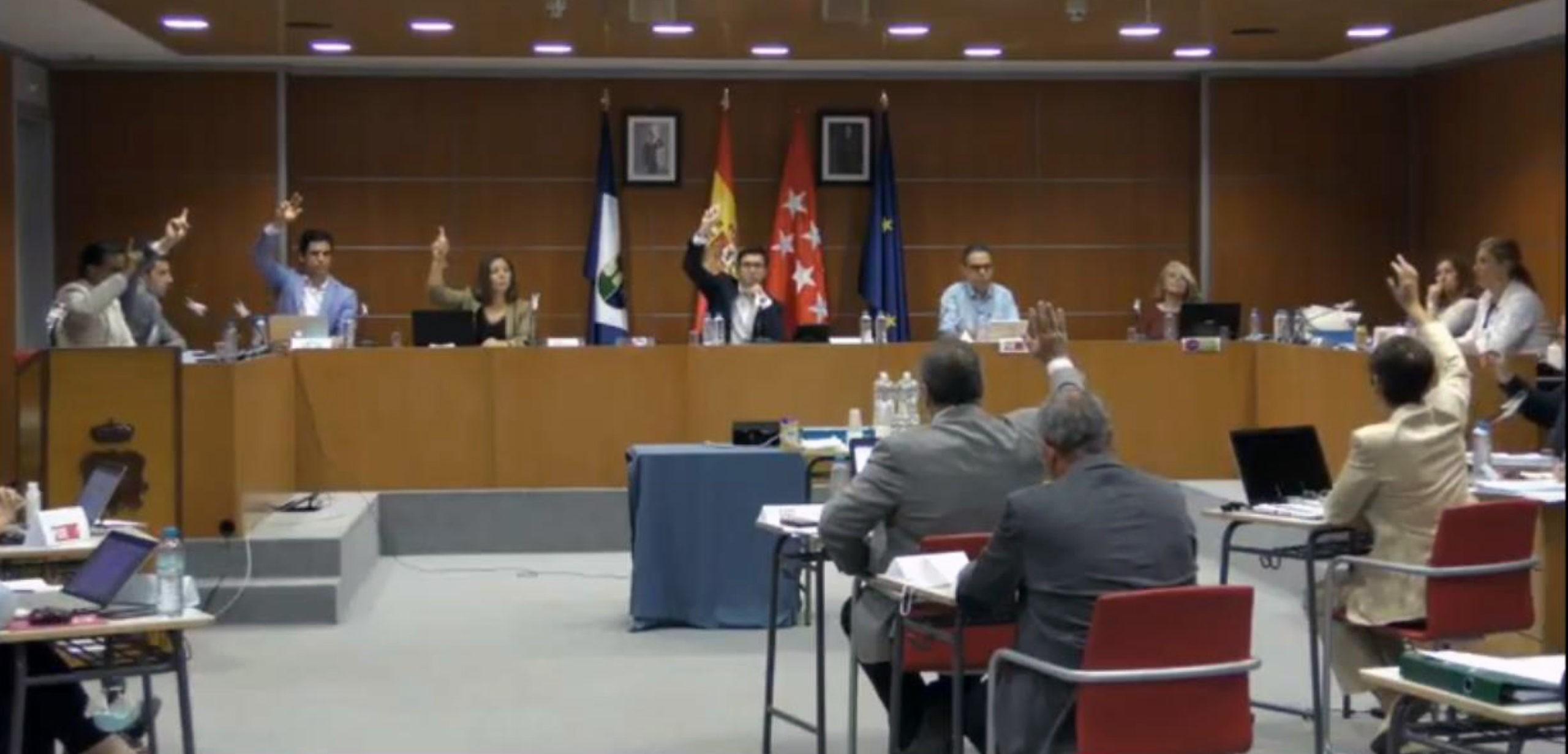 Valdemorillo aprueba el presupuesto municipal para 2020 que garantiza las ayudas sociales y económicas derivadas del COVID-19 y las inversiones que el municipio necesita