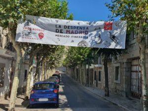 La Despensa de Madrid pone en bandeja,  ahora en Valdemorillo,  la mejor oferta agroalimentaria de la región