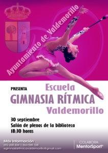 La concejalía de Deportes apuesta por la Gimnasia Rítmica con la creación de la Escuela que inicia curso en octubre