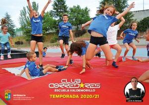 Abiertas ya las inscripciones para  la Escuela de Atletismo de Valdemorillo
