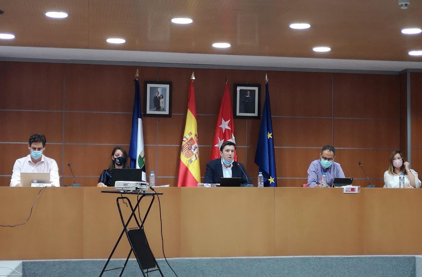 El Ayuntamiento aprueba su Plan Económico-Financiero, imprescindible para avanzar en la tramitación de las ayudas sociales previstas para familias, autónomos y pymes