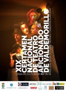 """El Certamen Nacional de Teatro Aficionado crece en interés y se sube este octubre  al escenario de la Giralt Laporta como  """"la mejor demostración del apoyo que tanto necesita ahora la cultura"""""""