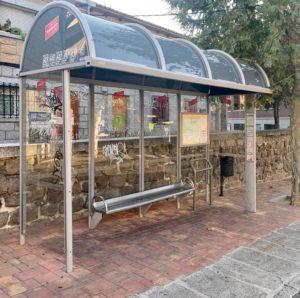 La Junta de Gobierno Local aprueba el proyecto de acondicionamiento de varias paradas de autobuses interurbanos por importe de 50.000€
