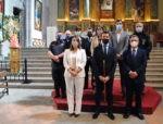 Valdemorillo celebró el día de la Fiesta Nacional con el anuncio de la coronación canónica de la Virgen de la Esperanza