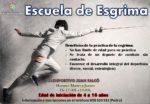 La nueva Escuela de Esgrima de Valdemorillo, otra apuesta más por impulsar y ampliar la oferta deportiva entre los más jóvenes