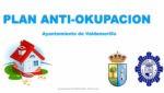 La concejalía de Seguridad llama a la colaboración ciudadana como elemento clave en el desarrollo                           del Plan Anti-Okupación del Ayuntamiento de Valdemorillo