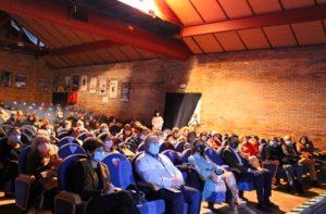 """Valdemorillo lleva a escena su compromiso con el teatro  y alza el telón del Certamen Nacional que reivindica  """"ahora más que nunca"""" la gran labor de las compañías amateurs"""