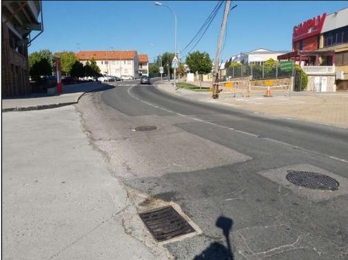 Arranca el plazo para la licitación de las obras de asfaltado  de la circunvalación sur de Valdemorillo