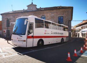 """Este viernes, 13 de noviembre,  toda una tarde para hacer fluir la solidaridad  en Valdemorillo participando en  una nueva y """"vital"""" campaña de donación de sangre"""