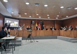 El Pleno de Valdemorillo aborda el debate sobre  atención al ciudadano, urbanizaciones, educación, servicios sociales y supresión de barreras arquitectónicas