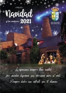 Valdemorillo felicita a sus vecinos  con otra creativa ilustración de Rafael Garcinuño,  ganador un año más del concurso que premia la mejor estampa navideña a nivel local