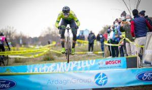 Valdemorillo vuelve a alzarse en referente del deporte nacional con los mejores corredores de ciclocross  haciendo meta en el exitoso Gran Premio Ardagh Group