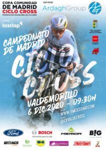 El mejor ciclocross de España, este domingo en Valdemorillo para disputar el Gran Premio Ardagh Group