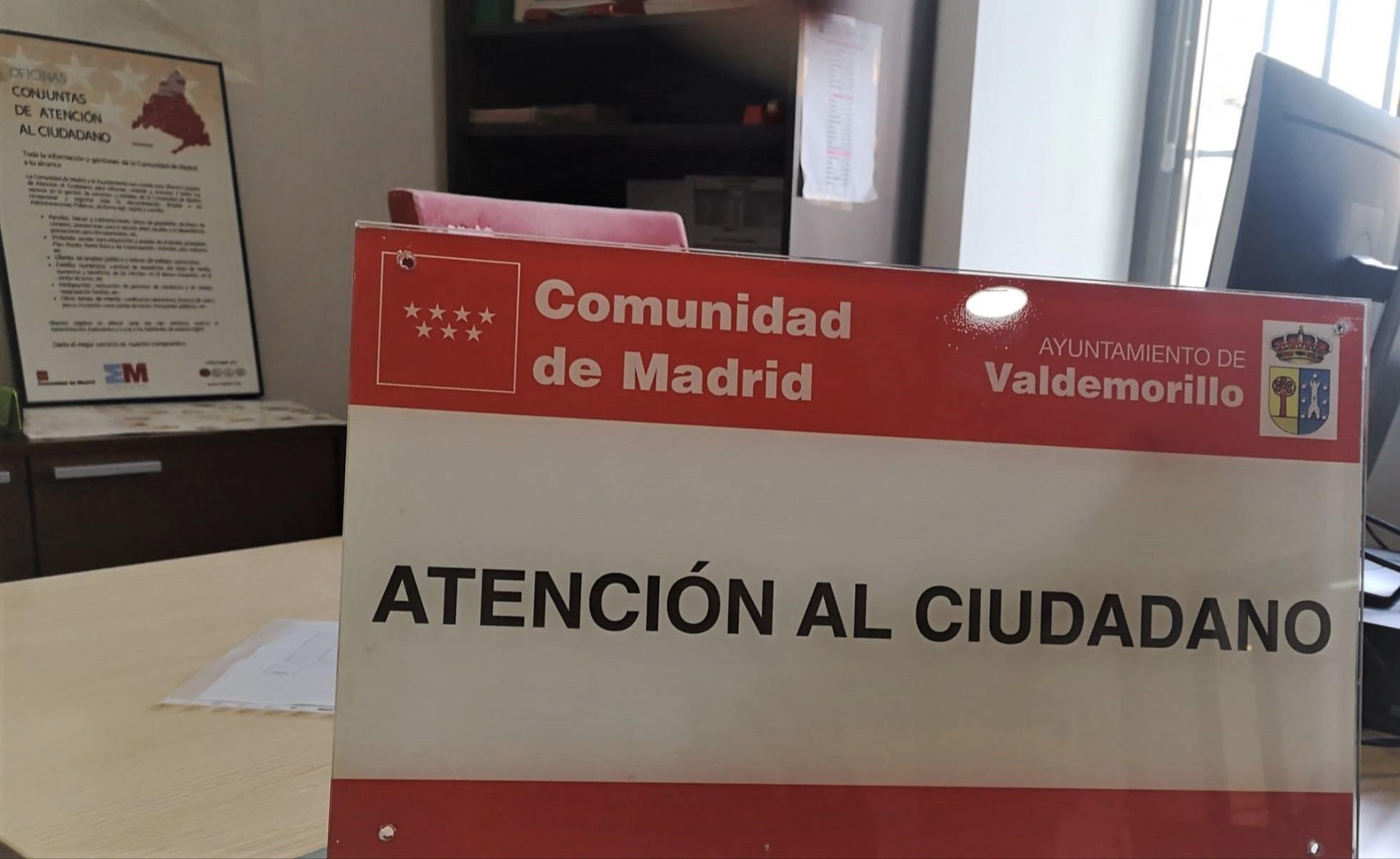 """La Oficina de Atención al Ciudadano de Valdemorillo  se traslada al ayuntamiento para ofrecer  """"un servicio más cercano, eficiente y centralizado"""""""