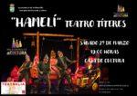 'Hamelí' llega este sábado 27 a la Giralt Laporta  para atraer una historia de siempre con la mirada de hoy  y poner en escena el pase que acerca  Teatralia a Valdemorillo en su 25 aniversario