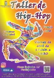 Valdemorillo fomenta el baile urbano entre los jóvenes  con su nuevo taller de Hip-Hop