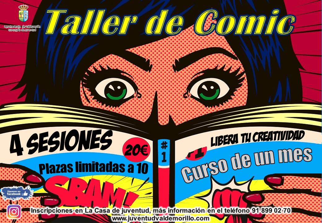 Más ocio alternativo saludable para los niños y jóvenes de Valdemorillo con los nuevos talleres de cómic, grafiti y Dj