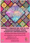 El Ayuntamiento anuncia la segunda edición de la  Plaza de la Artesanía del Verano y abre convocatoria para la solicitud de puestos del 1 al 15 de junio