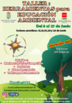 Valdemorillo presenta un nuevo taller para que  monitores y profesores descubran las mejores herramientas para brindar a los más jóvenes una educación medioambiental lúdica y divertida